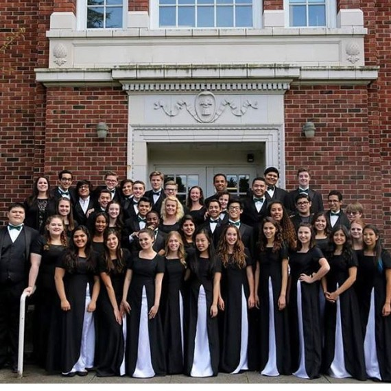 Chamber Singers sing their way to Seattle