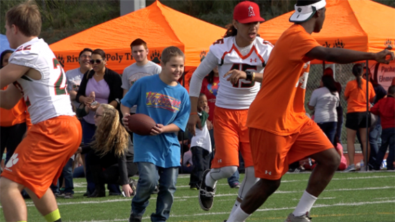 Poly hosts its second Super Bowl for Kids