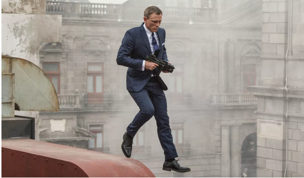 Spectre: A Return to the Classic Bond