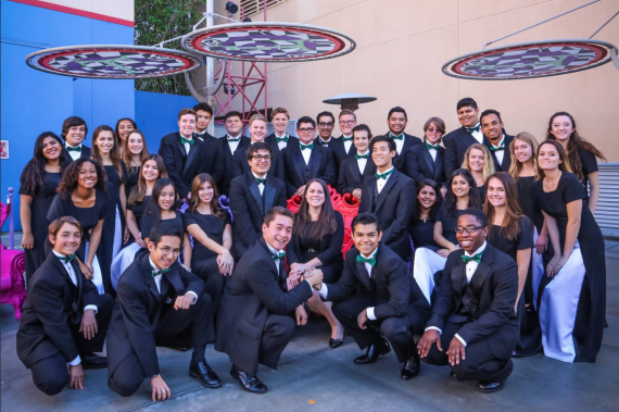 Poly Choir presents its first sweetheart concert