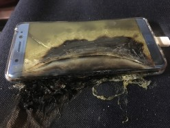 Terrible Technology: The Note 7 phone casts doubt over the Samsung company